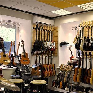 Музыкальные магазины Варегово