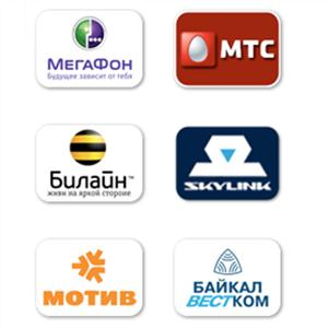Операторы сотовой связи Варегово