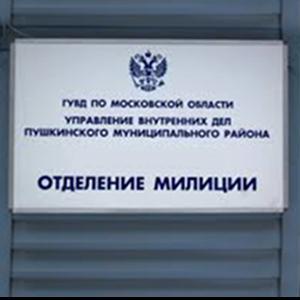 Отделения полиции Варегово