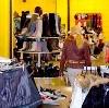 Магазины одежды и обуви в Варегово