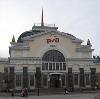 Железнодорожные вокзалы в Варегово